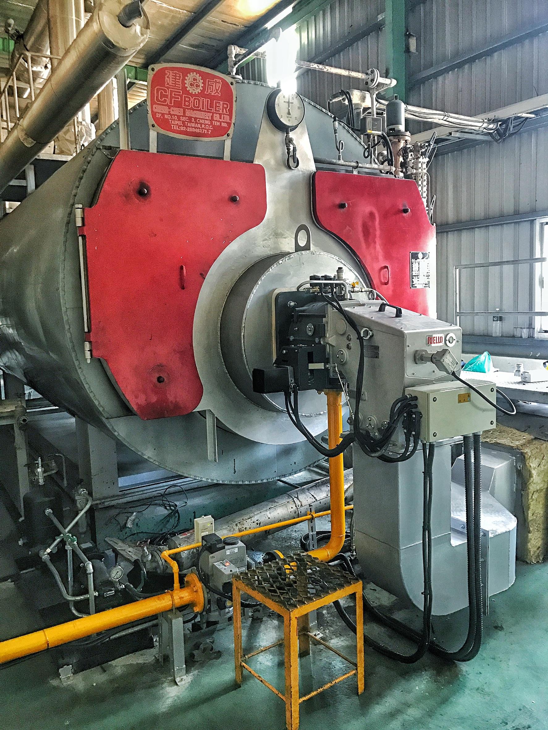 工業雙燃料機械比例式燃燒機- DB 6 LSM