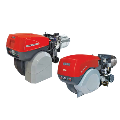 Riello RLS 500-1200_M比例式柴油瓦斯雙用型燃燒機