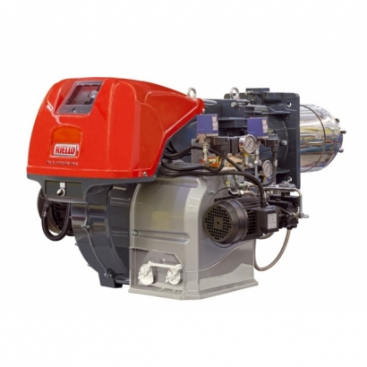RLS/M MX 系列-柴油瓦斯雙用型燃燒機