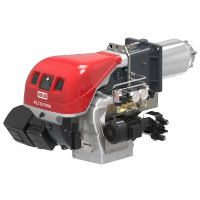 低氮型RLS/E-EV MX系列-柴油瓦斯雙用型燃燒機