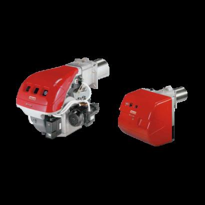 Riello RLS 雙段式柴油瓦斯雙用燃燒機